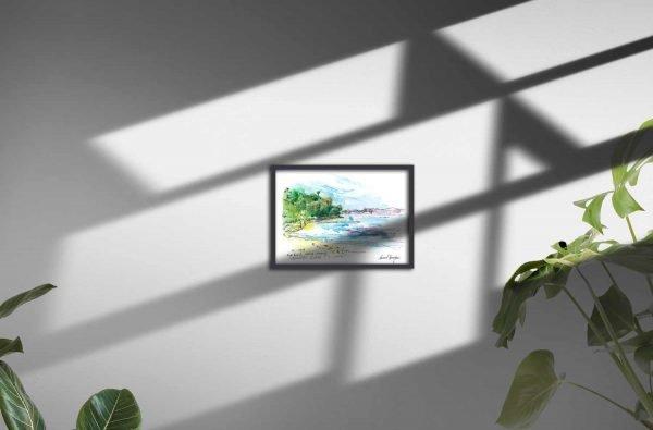 Seaberry-Studio-McCrae-Art-print-Beach-Boat-