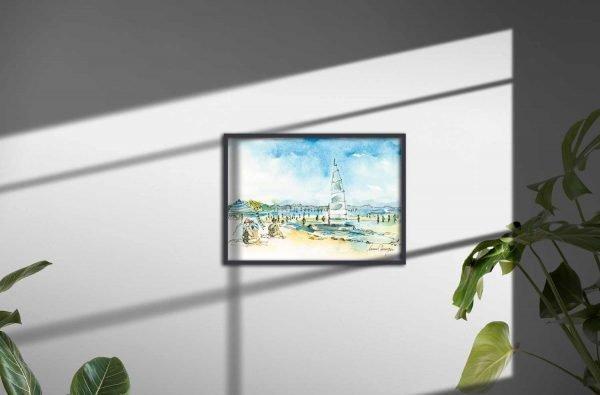 Seaberry-Studio-McCrae-Art-print-Beach-Boat