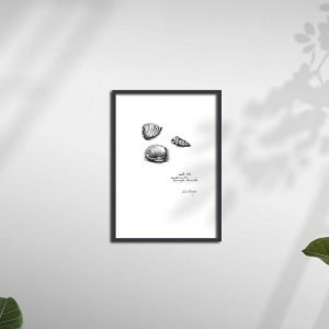 Seaberry-Studio-art-print-three-shells