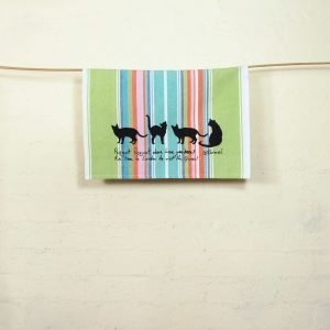 Seaberry-studio-tea-towel-pussycat
