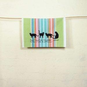 Seaberry-studio-tea-towel-pussycat